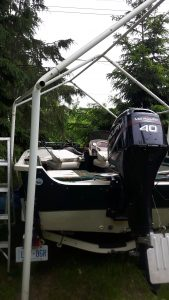 Ross' boat